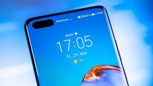 Huawei geht neue Wege: So werden Smartphones in Zukunft noch sicherer