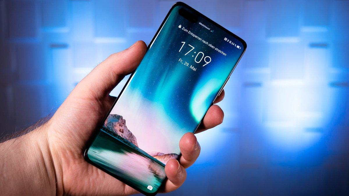 Huawei: Neue Smartphones werden in die Knie gezwungen