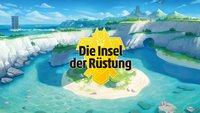 Pokémon Schwert & Schild - Die Insel der Rüstung: Neuerungen im Detail