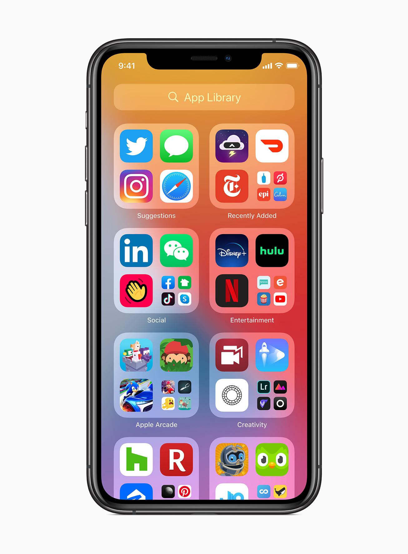iOS 14 enthüllt: Das bessere Android fürs iPhone von Apple