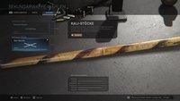 CoD Modern Warfare: Kali-Stöcke freischalten - so gehts