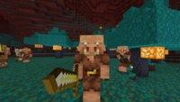 Minecraft: Mit Piglins handeln - alle Tauschgegenstände und Drop-Chancen