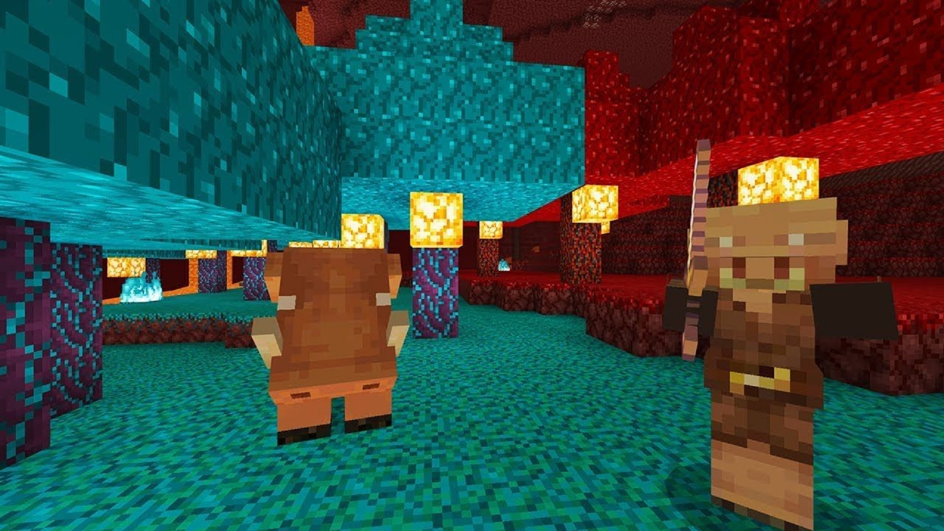 Big Nether Update Has Release Date In A Few Days Games 4 Geeks