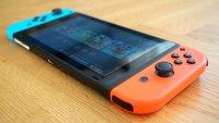 Nintendo Switch: System- & Software-Update durchführen