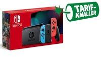 Geniales Tarif-Bundle: Nintendo Switch + 10 GB Daten im Vodafone-Netz für 20€/Monat