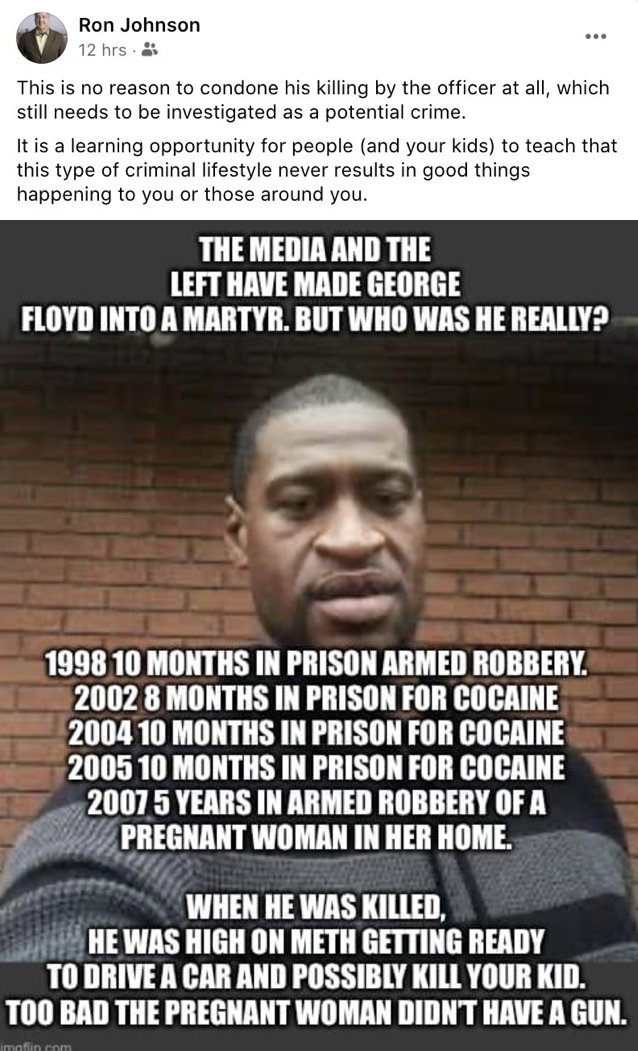 Floyd George Straftaten