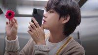 Samsung Galaxy S20 Plus: Dieses Handy werden BTS-Fans lieben