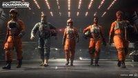 EA Play zusammengefasst: Gameplay zu Star Wars Squadrons, neue Spiele und mehr