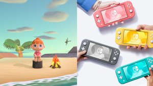 Nintendo Switch Lite mit Animal Crossing bei MediaMarkt zum Spitzenpreis