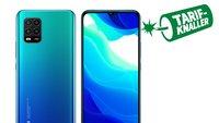 Tarif-Knaller: 5G-Xiaomi-Handy mit 10 GB Daten & Allnet-Flat im Vodafone-Netz für 20€/Monat