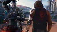 Cyberpunk 2077: Adleraugen entdeckten The Witcher 3-Schwert – aber in anderer Form