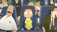 Rick and Morty wird für eine kostenlose Folge zum Anime