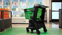 Amazon-Revolution: Genialer Einkaufswagen macht die Supermarkt-Kasse überflüssig