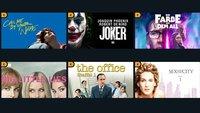 """Amazon Prime Video: """"Joker"""" & weitere Filme/Serien noch bis Mitternacht mit bis zu 50% Rabatt – Prime Day"""