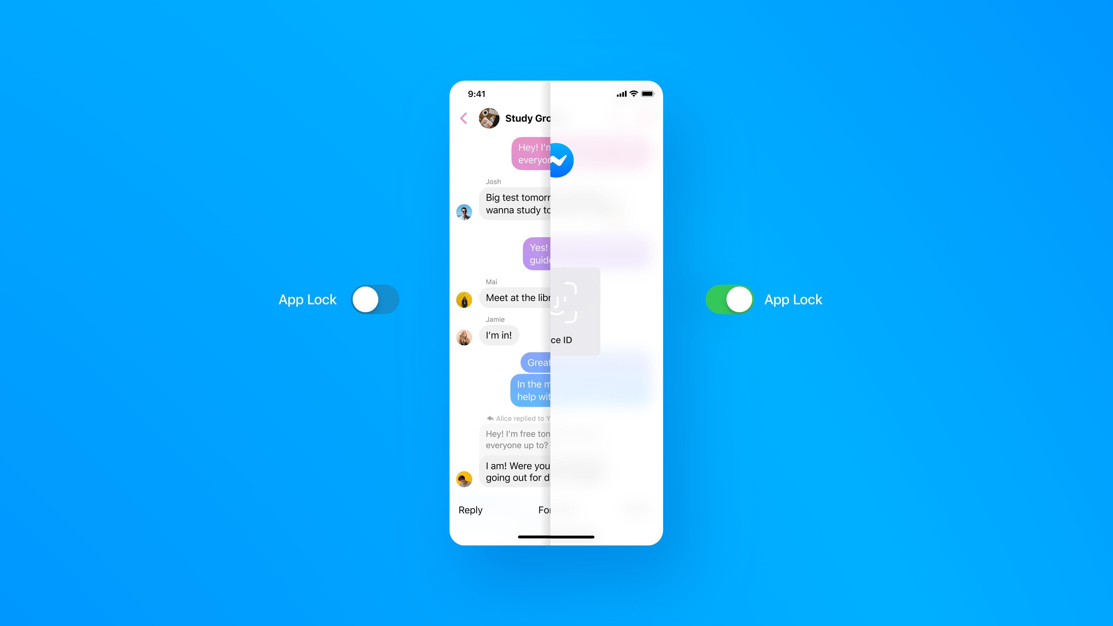 Facebook Messenger: Neues Feature schützt vor neugierigen