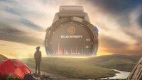 Smartwatches mit Solar: Uhren mit unendlicher Laufzeit?