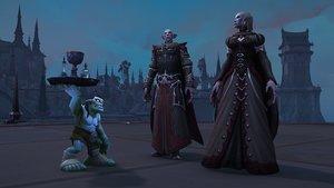 In WoW: Shadowlands könnt ihr eure eigene Vampir-Party schmeißen