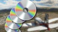 10 Discs für ein Spiel: Simulator übertreibt mit Speichergröße