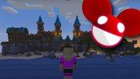 Minecraft-Rave: Erstes virtuelles Festival scheitert an Größenwahn