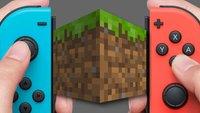 Switch-Controller: Neues Minecraft-Design ist ein Traum