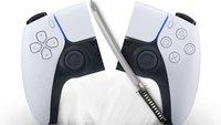 PS5-Controller: Bilder-Leak spaltet die Community