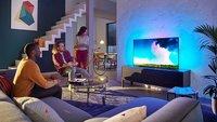 OLED-TV von Philips zum Hammerpreis: 55-Zoll-Fernseher mit 4K und Ambilight