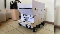 Raspberry Pi: Bastler baut sich sein eigenes Müllauto für die Wohnung