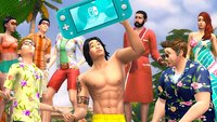 Die Sims 4: Spieler lebt in einer Switch-Konsole