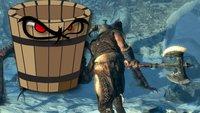 Gefährliche Einrichtung: Skyrim-Spieler entdeckt den wahren Endboss