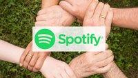Spotify Family- & Duo-Abo: Musikstreaming gleichzeitig mit mehreren Benutzern