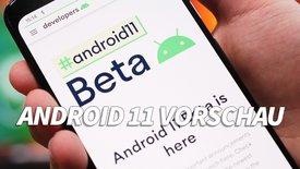 Android 11 Beta: Das ist neu