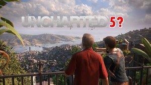 PS5: Ist Uncharted 5 das nächste Exklusivspiel? Hinweis aufgetaucht