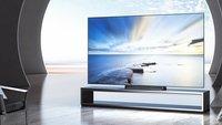 Günstiger OLED-Fernseher von Xiaomi: China-Hersteller zeigt neuen Smart-TV