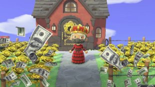 """Animal Crossing: New Horizons""-Stripperin verdient Millionen im Spiel"