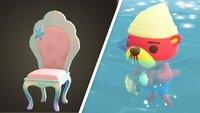 Animal Crossing - New Horizons: Johannes finden und alle Nixenrezepte freischalten
