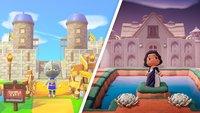 Animal Crossing - New Horizons: Schlummeranschriften - Liste und Bilder zu den tollsten Inseln