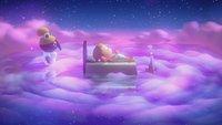 Animal Crossing - New Horizons: Serenada finden, schlafen und Träume teilen