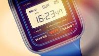Apple Watch macht Zeitreise: Smartwatch im krassen Retro-Chic