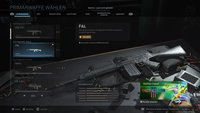 CoD Modern Warfare: FAL - Aufsätze, Werte und Loadout