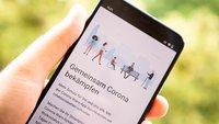 Corona-Warn-App: Manche Android-Handys warnen nicht vor COVID-19