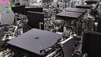 PS4-Herstellung geht schneller als ein McDonalds-Cheeseburger
