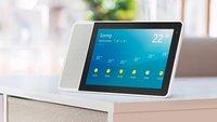Lenovo Smart Display so günstig wie nie: Neues Angebot für 88 Euro