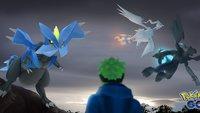 Pokémon GO: Kyurem besiegen - alle Infos zum Raid