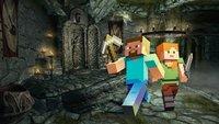 Minecraft trifft auf Skyrim: Fan baut legendären Ort nach