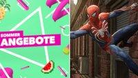 Sommerangebote im PS-Store: Top-Spiele bis zu 78 Prozent reduziert