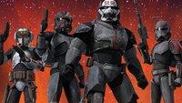 """Nach Star Wars: The Clone Wars – Neue Serie folgt """"kaputter"""" Kloneinheit"""