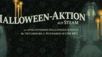 Nächster Steam-Sale 2020 – wie lange läuft der Halloween-Sale?