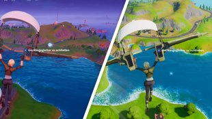 Fortnite: Ringe in der Luft bei Steamy Stacks - alle Fundorte