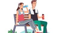 Trinkflaschen Test 2020: Testsieger und Bestseller aus Kunststoff und Alu
