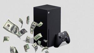 Xbox Series X: Microsoft möchte kostenlose Spiele-Upgrades, damit ihr sparen könnt